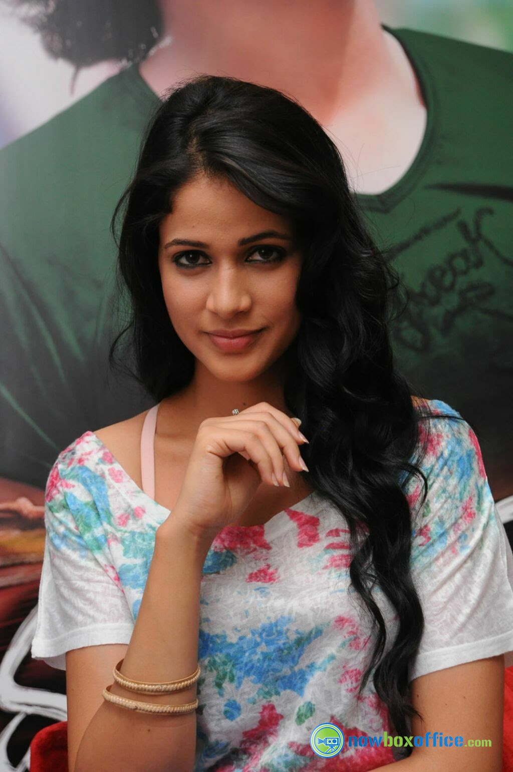 Lavanya Tripathi Rising Indian Model and Actress very hot and beautiful wallpapers