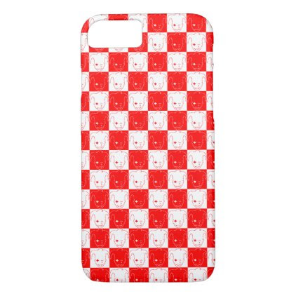 Checkered MTJ iPhone 7 Case