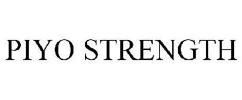 piyo strength trademark  beachbody llc serial number