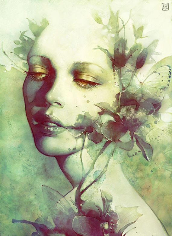 Bloom by escume.deviantart.com on @deviantART