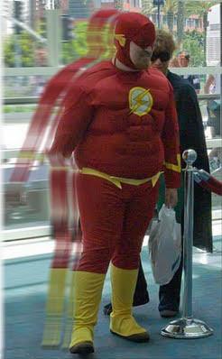 Superpoderes - Velocidade