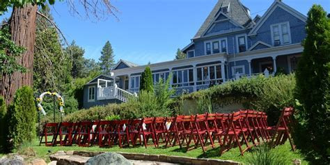 Wedgewood Sequoia Mansion Weddings   Get Prices for