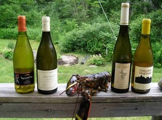 Walk The Wine Lobster Lover S Libations