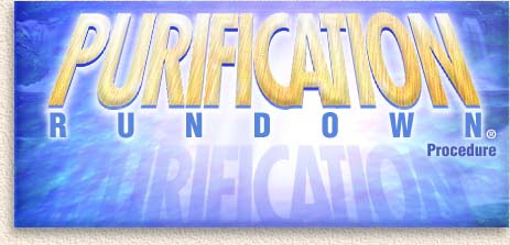 Information on the Purification Rundown Procedure by L. Ron Hubbard