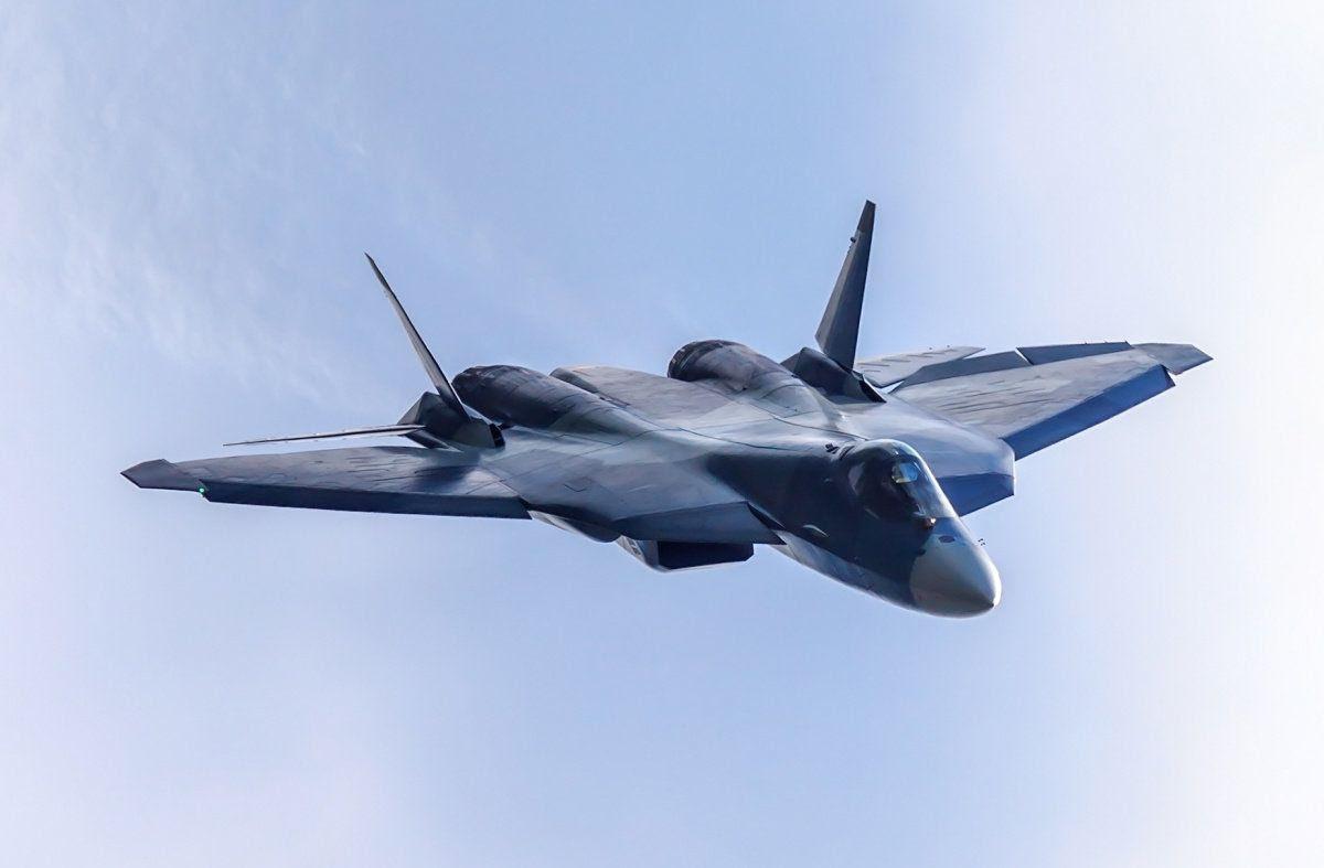 Resultado de imagen de Su-57 en siria