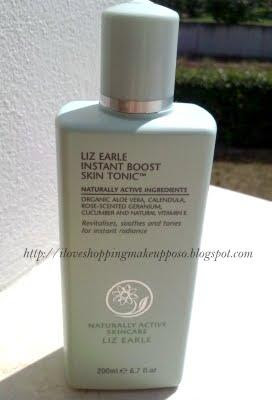 Instant Boost Skin Tonic - Liz Earle