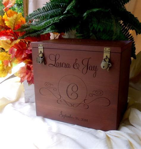1000  ideas about Rustic Card Boxes on Pinterest   Flower