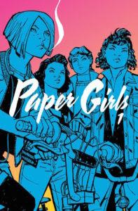 Paper Girls: un capitolo in anteprima