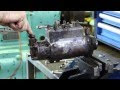Cav Roto Diesel Injection Pump
