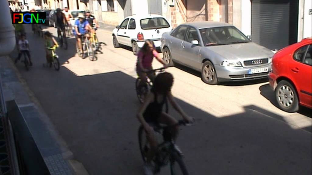 Vuelta en bici - Festa La Vila 2011 - La Vilavella