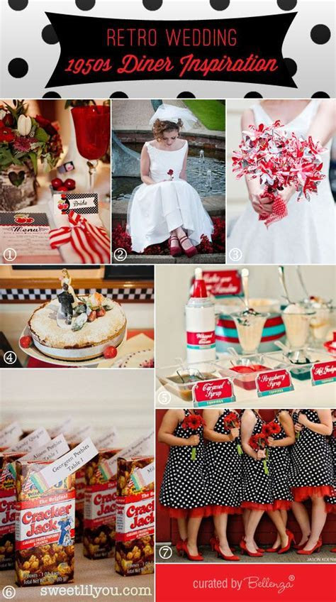 1000  ideas about 1950s Wedding Themes on Pinterest   50s