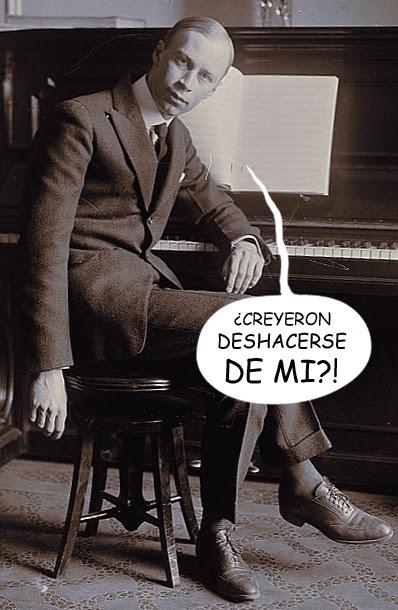 Prokofiev irónico