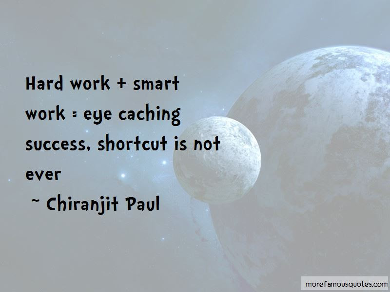 Quotes About Smart Work Top 37 Smart Work Quotes From Famous Authors