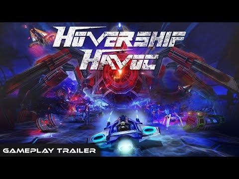 Hovership Havoc Review | Gameplay