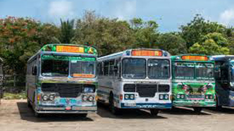 Private Bus Workers Association strike today