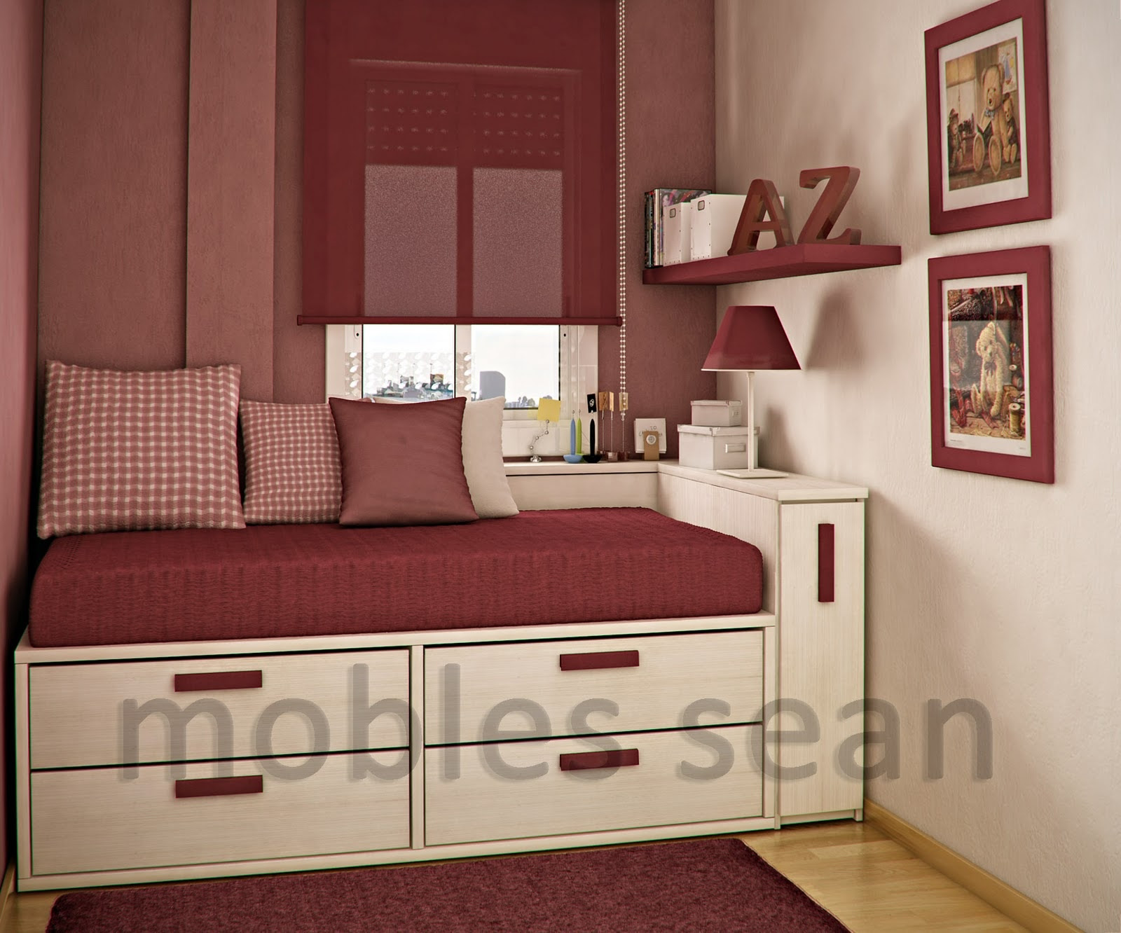 Bedroom Ideas With Limited Space  Home Decor