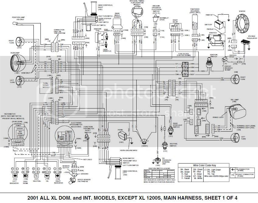 [DIAGRAM] Harley Davidson Sportster Fuse Box Diagram FULL ...