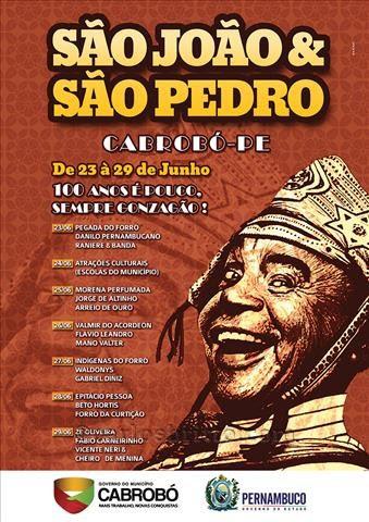 SÃO JOÃO CABROBÓ