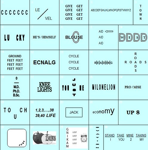 Dingbats - a word game | SpanishDict Answers