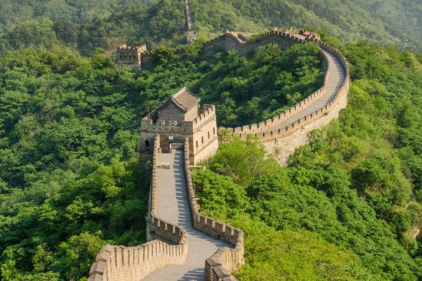 Great Wall of China | Length and Facts | HISTORY - My Site