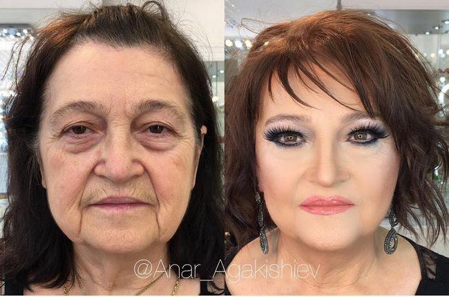 Maquillaje antes después resultados (13)
