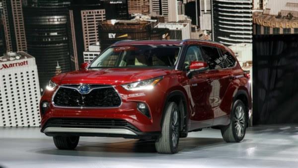 2021 toyota highlander redesign price  trucks  suv reviews
