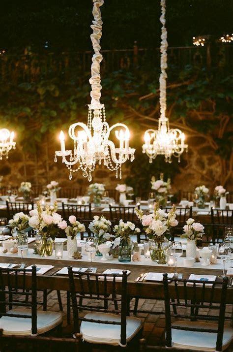 Best 25  Chandelier wedding ideas on Pinterest