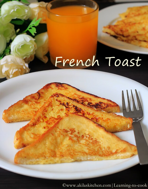 French Toast Indian Style