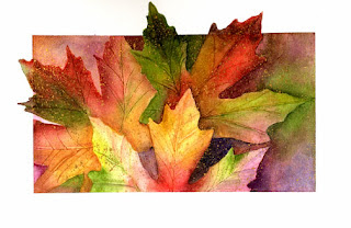 Autumn Leaves - Nancy Van Blaricom