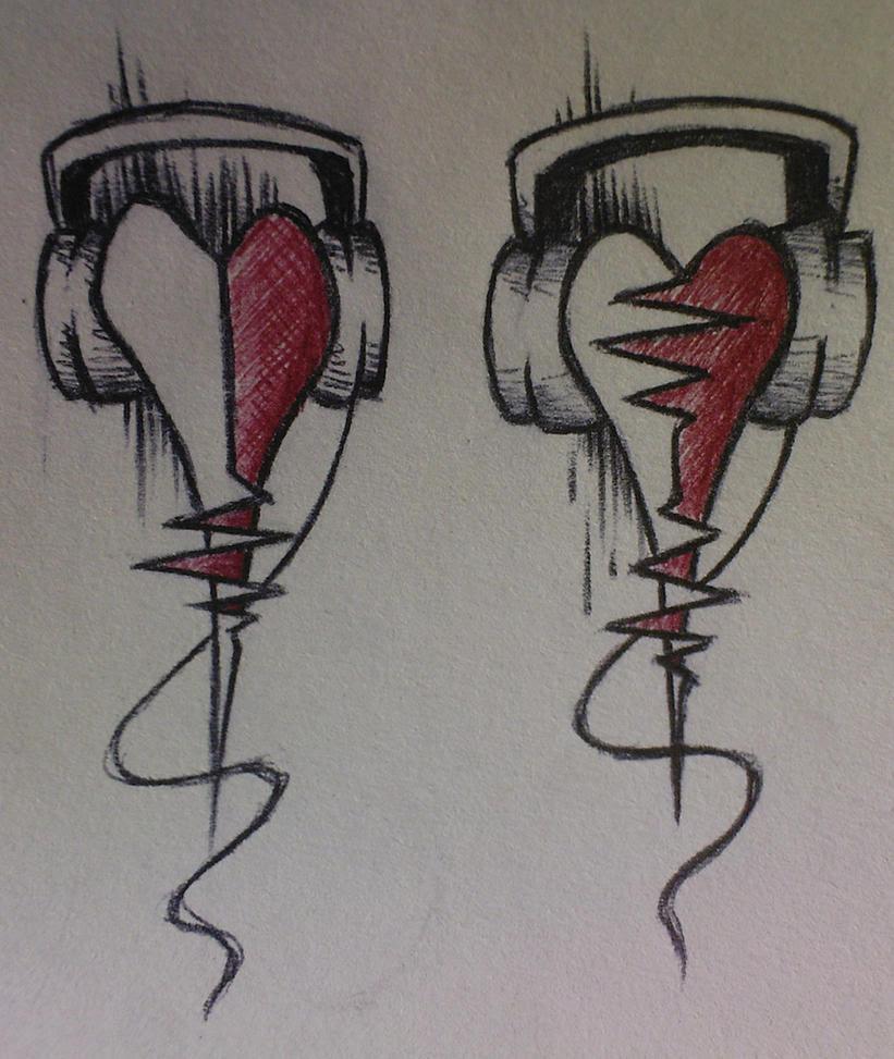 Heart Tattoo Designs Gallery 21