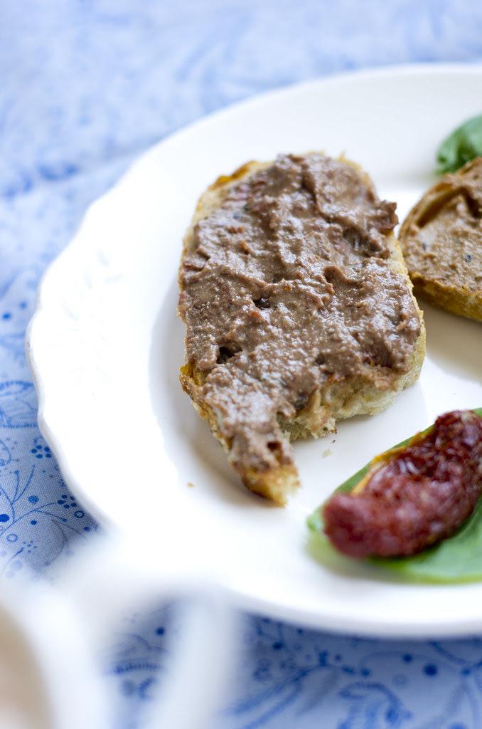 Kanamaksapasteet / Chicken liver pâté