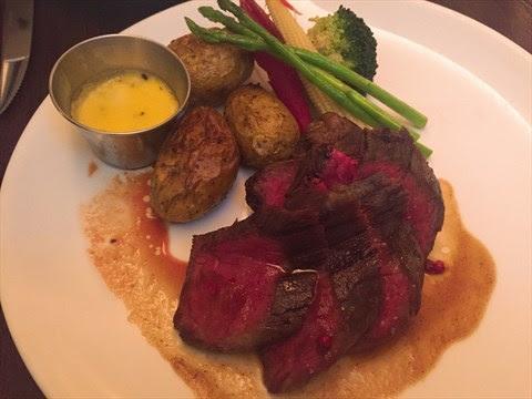 Onglet / Hanger steak - 西環的Bistronomique
