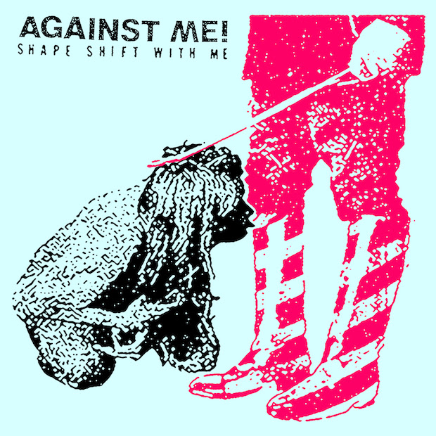 favorite albums of 2016, Shape Shift With Me by Against Me!