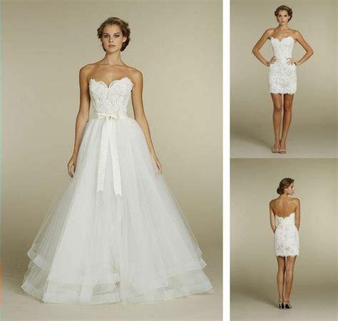 White Wedding Dress To Make You Look Stunning #2043181