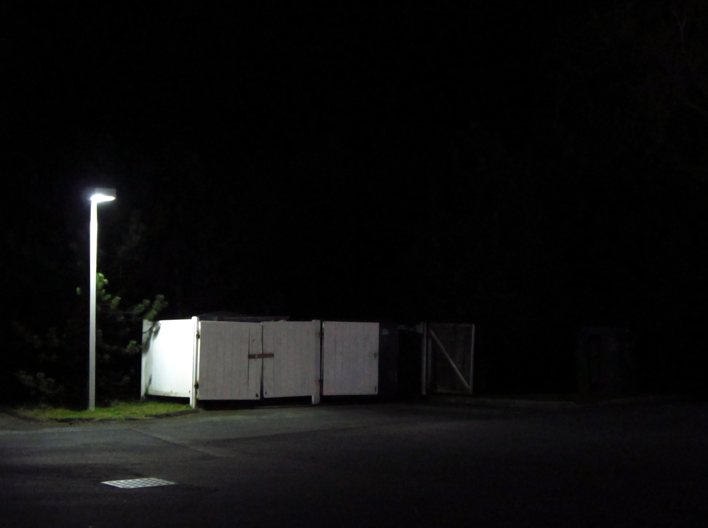 Night in Saugerties
