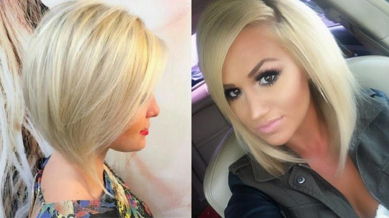 coiffure longue blonde - beaux h