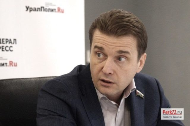 Дмитрий Горицкий «пакует чемоданы» в Москву, чтобы представлять Тюменскую область в Совфреде