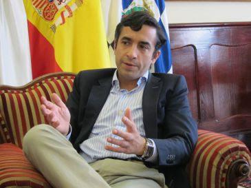 """Rey Varela promete limitarse a """"dos mandatos"""" como  alcalde y no subir """"ninguna tasa ni impuesto"""" mientras haya  crisis"""