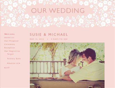 25  best ideas about The knot wedding website on Pinterest