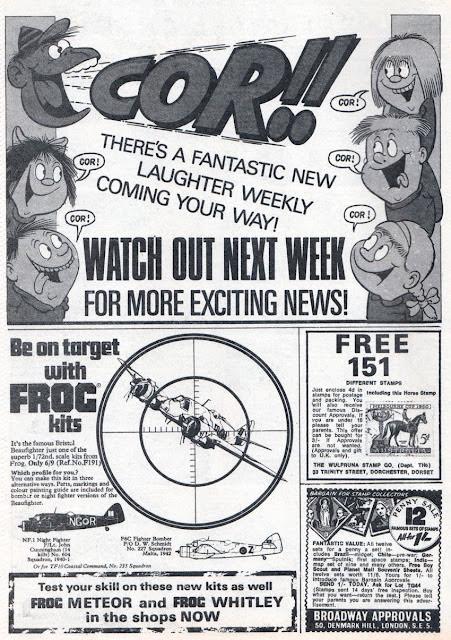 Introducing COR!! (1970)