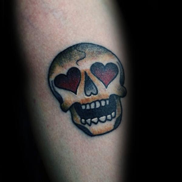 30 Emoji Tattoo Designs For Men - Emoticon Ink Ideas