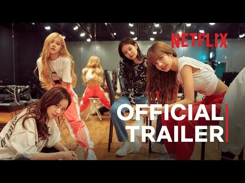 Blackpink: Light Up The Sky Trailer