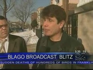 Blagojevich Takes Circus Act To NY For Media Blitz