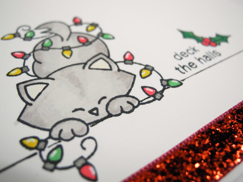 Deck the Halls (detail)