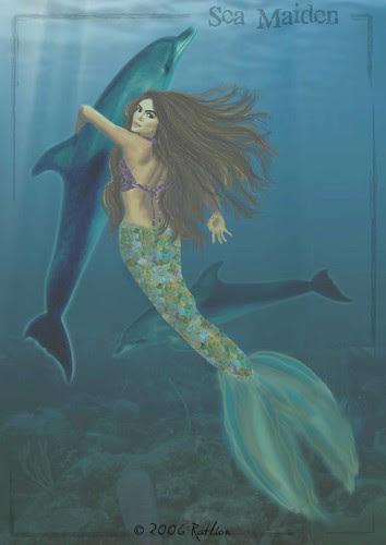 Sea Maiden 2