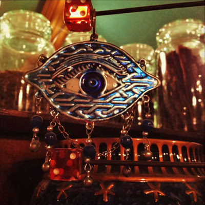 All-Seeing-Eye-Hanger-and-Apothecary-Jars-at-the-Lucky-Mojo-Curio-Company