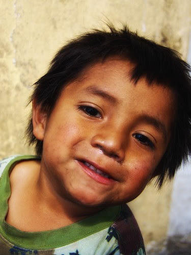 Guatemalan Street Boy