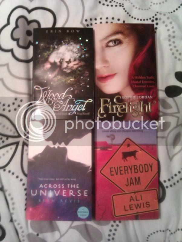 in my mailbox books