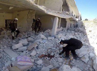 Atentado suicida em tribunal de Damasco deixa pelo menos 25 mortos nesta quarta
