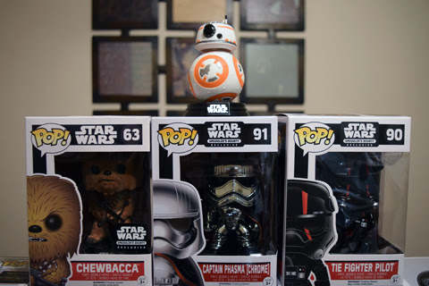 Star Wars ComLINKS: Collection - Funko POP! | Anakin And His Angel